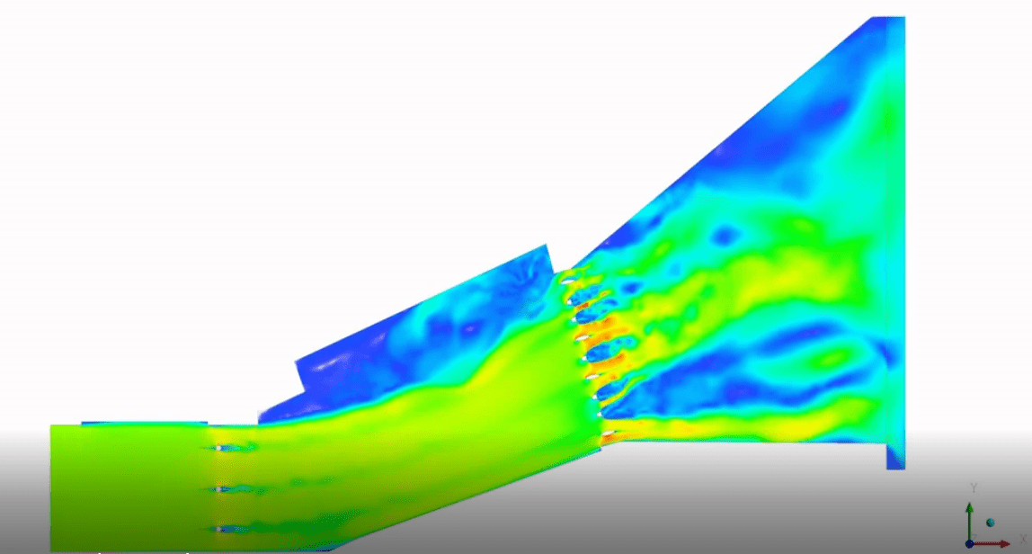 CFD ANALYSIS OF HEAT RECOVERY BOILERS – HRSG