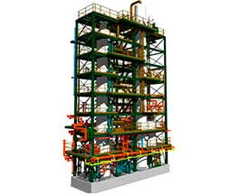 CADE plant engineering services 3D simulation optimizado