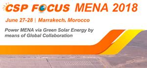 CSP Focus Mena 2018 - Plantas CSP