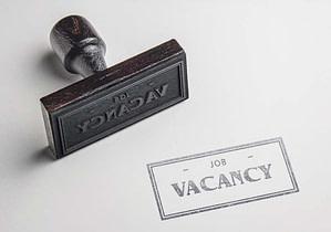 Job vacancy work with us