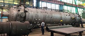 ASME pressure vessel desing (diseño de equipos a presión)- courtesy of GRIRO Romania