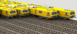 finite element method analysis Ventajas de incorporar el sistema de suspensión al método de elementos finitos en estructuras ferroviarias