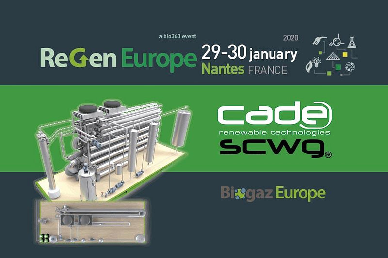 ReGen Europe 2020: capturing energy & co-products from biomass and waste