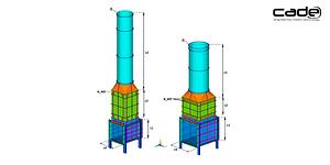 CADE: FEM models standardization from APDL parameterized models