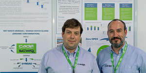 Victor Ruiz and Miguel Angel García from CADE at ReGen Europe 2020 introducing Supercritical Water Gasification SCWG