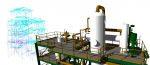 Análisis de vibraciones en edificio de proceso con equipos dinámicos (vibration analysis on process units)